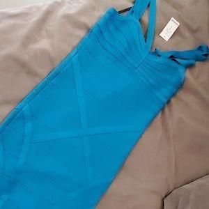 Bandage blue